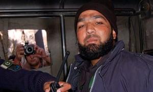 Mumtaz Qadri, sentenced to death for killing Taseer