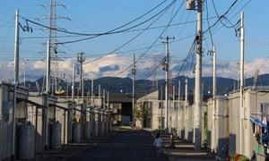 Fukushima refugees