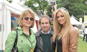 Chris De Burgh My Family Values Life And Style The Guardian