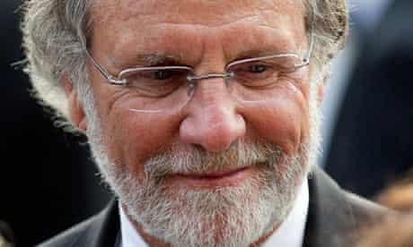 Jon Corzine MF Global files for bankruptcy
