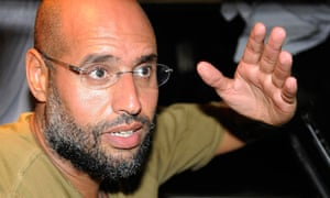 Academic linked to Gaddafi's fugitive son leaves LSE