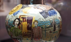The Grayson Perry exhibition at the British Museum