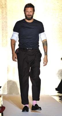 Yves Saint Laurent: Runway - Paris Fashion Week Spring / Summer 2012