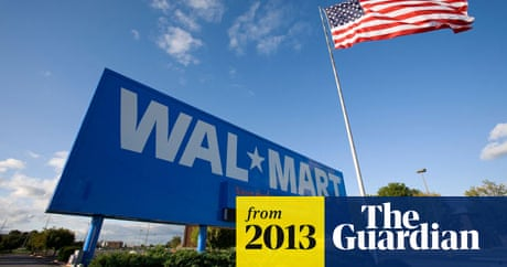 Walmart workers protest over minimum wage in 15 US cities