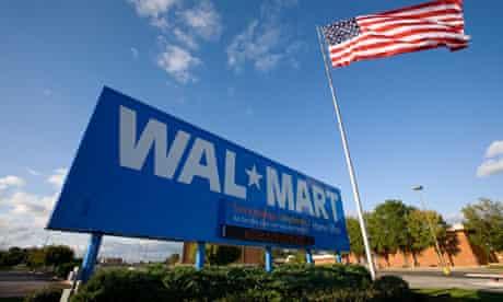 Walmart head office in Arkansas, US