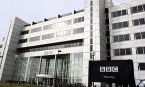 White City BBC building