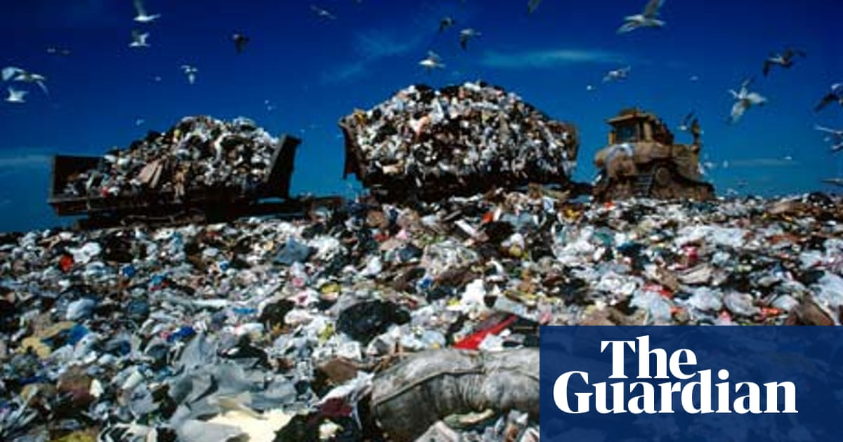 Live discussion: the commercialisation of waste | Guardian