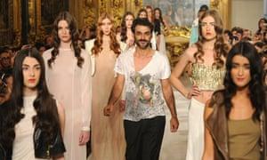 Erkan Coruh - Milan Fashion Week Womenswear Spring/Summer 2012