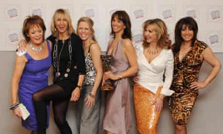 The cast of Loose Women