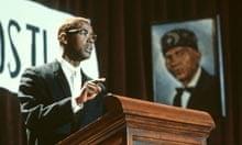 Still from Malcolm X