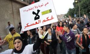 Egyptian protesters Alaa Abd El Fattah