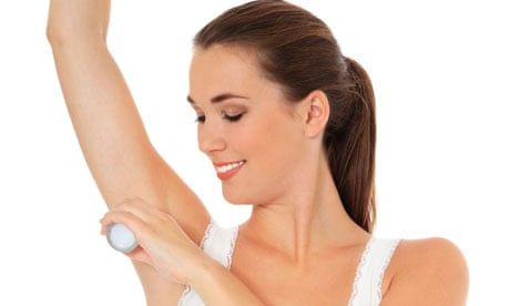 How dangerous is your deodorant? | Life and style | The Guardian
