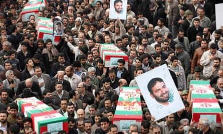 Iran missile blast, Hassan Tehrani Moghaddam