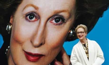 Meryl Streep as Margaret Thatcher, The Iron Lady