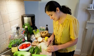 Homa Khaleeli cooking without recipes