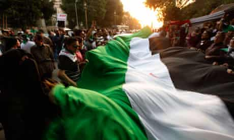 syria protest regime
