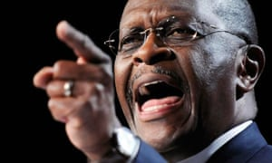 Herman Cain said: 'I don't see it as torture. I see it as an enhanced interrogation technique.'