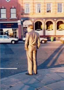 Man in a Golden Suit (1988) by Peter Hagerty