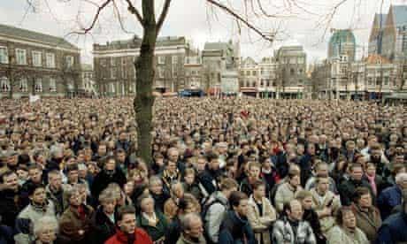 Euthanasia protest