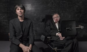 Brian Cox and Stephen Hawking