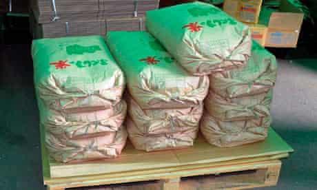 Japan bans Fukushima rice