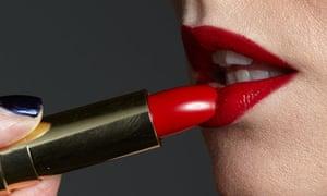 Sali Hughes red lipstick