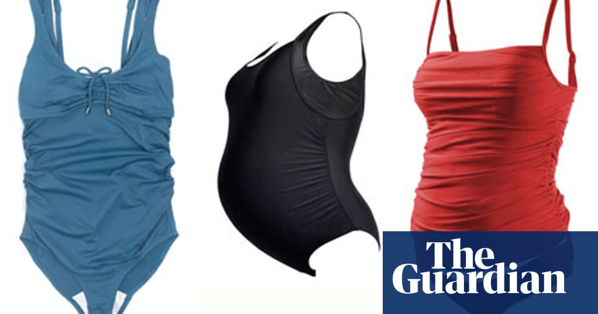 22abea7330cc3 The mother of all maternity swimsuits | Fashion | The Guardian