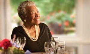 Maya Angelou,