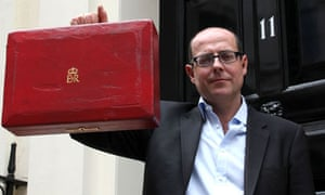 Nick Robinson presents Your Money And How They Spend It
