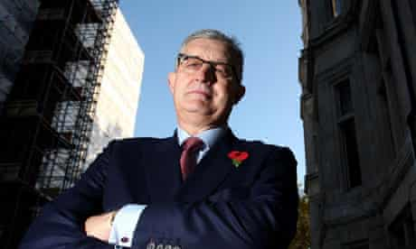 Sir Christopher Kelly report