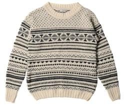 Men's fashion: Fair Isle jumper