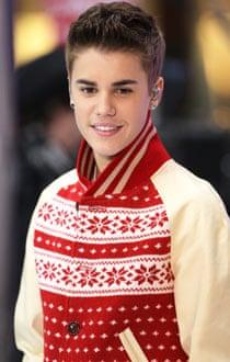 Men's fashion: Justin Beiber