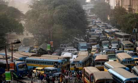 Calcutta – one of the world's most polluted cities