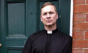 The Reverend Mark Sharpe