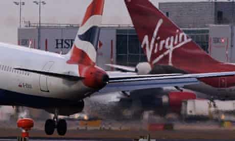 Heathrow staff walkout