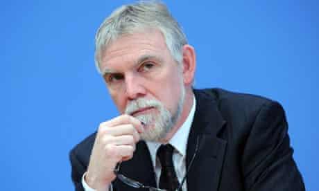 Climate advisor to the German government Jochen Flasbarth