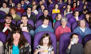 Cinema audience