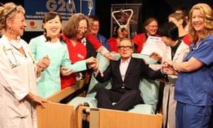 bill nighy robin hood tax g20