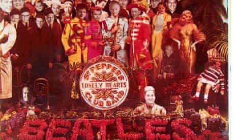 Beatles sleeve named most valuable