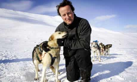 Cameron huskies norway