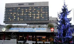 George Michael hospital