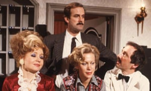 Fawlty Towers was one consolation of the 1970s.