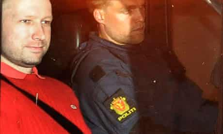 Anders Breivik Norway