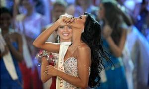 Miss World, Miss Venuzuela, Ivian Sarcos