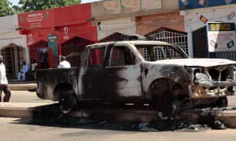 Nigeria's Boko Haram Islamist militants attack Yobe