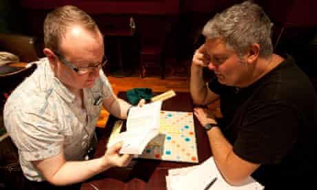 Wayne Kelly, UK Scrabble champion