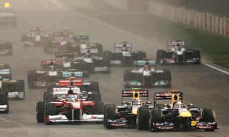 Formula 1, Indian Grand Prix