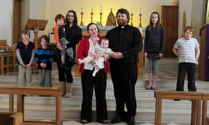 Ian Hellyer Catholic father