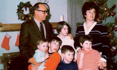 Julia Sweeney family