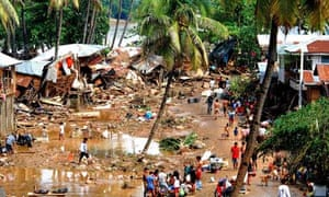 Philippines flash floods in Cagayan De Oro city